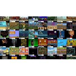 Consolle arcade box 680 giochi coin up pandora box 4s MAME