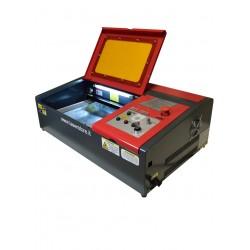 Plotter Laser Co2 200x200 mm 40w Garanzia Italia