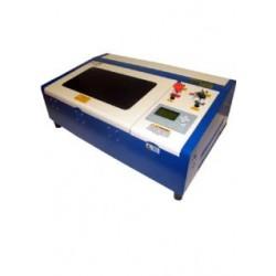 Macchina per incisione e taglio laser 370x220 40w Garanzia Italia