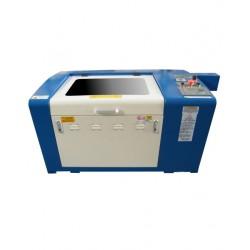 Macchina per incisione e taglio laser 600x450 60w Garanzia Italia