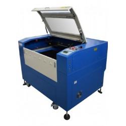 Macchina per incisione e taglio laser 900x600mm 60w Garanzia Italia
