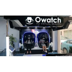 Simulatore VR Owatch 3D Ready