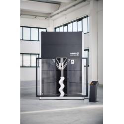 Stampante 3D Wasp Delta 3mt industrial