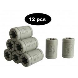 Cuscinetti Igus ® autolubrificati 8 mm DryLin® R - RJ4JP 01 - 08 ( M9D ) 12 x Boccole