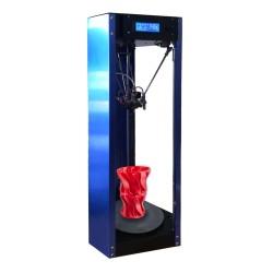 Stampante 3D Delta DS300 evo made in italy Garanzia Italia
