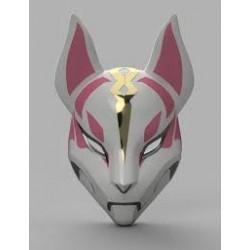 Fortnite Kitsune Drift Mask maschera FORTNITE FREE VERIFIED FILE