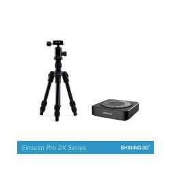 CAVALLETTO E BASE ROTANTE per scanner 3d EINSCAN PRO Shining 3D