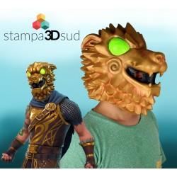 Fortnite / mask Lion King Cosplay