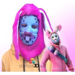 Fortnite /  MR Tomato Head mask Cosplay Accessory