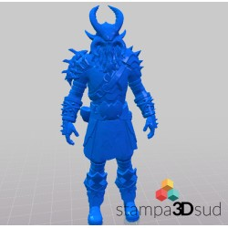 Ragnarok - Fortnite Battle Royale 3D Action figure 15 cm ca.