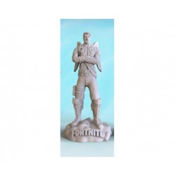Love Ranger Action figure, Fortnite 3D , PLA