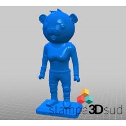 Cuddle Team Leader- Fortnite Battle Royale 3D Action figure 15 cm ca.