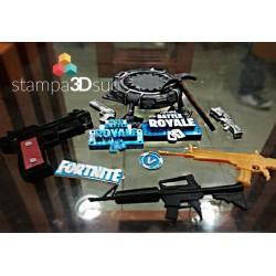 Fortnite Battle Royal KIT videogame - gadgets