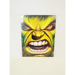 Quadro Hulk 20x30 cm