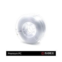 Filamento per stampante 3D - RAISE 3D Filamento Premium PC 1.75mm 1Kg White
