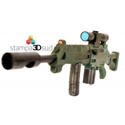 Fucile d'assalto con mirino termico- Fortnite- Battle Royale