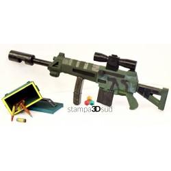 Box Munizioni -  Fortnite - Battle Royale - Ammo box
