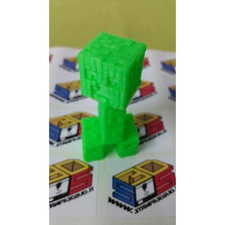 Action Figure Creeper Minecraft 8 cm