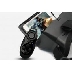 VR VIsore per Realtà Virtuale 3D 360 gradi per Smartphone SAMSUNG,APPLE,HTC + Controller MiniPad