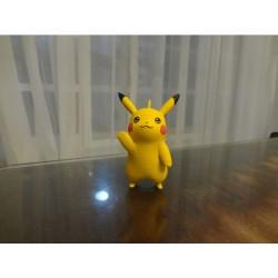 Pikachu - Pika Pokemon- Action Figure Pokémon - 3D - 5cm