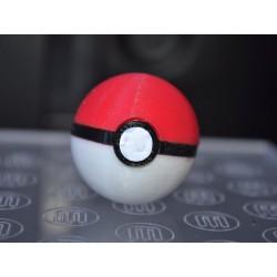 Pokeball Pokemon - Action Figure Pokémon - 3D - 5cm