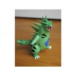 Tyranitar Pokemon - Action Figure Pokémon - 3D - 8cm
