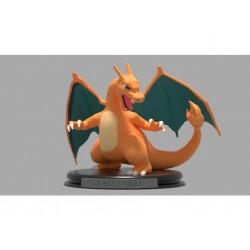 Charizard Pokemon - Action Figure Pokémon - 3D - 8cm