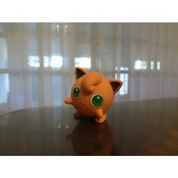 Jiggliypuff Pokemon - Action Figure Pokémon - 3D - 8cm