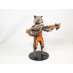Rocket Raccoon action figure - Guardians of Galaxy