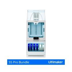 Ultimaker S5 Pro Bundle - Stampante 3D con scomparto bobine