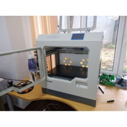 Stampante 3d CreatBot F430 - Versione 420 ° C ideale per PEEK