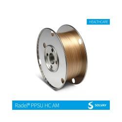 """Filamento Solvay Radel® PPSU HC AM NT1 1,75 mm 500g"""