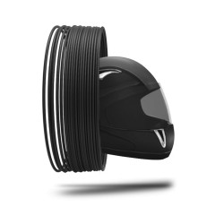 Filamento B-Mat PCPBT colore 9005 black hole, diametro 1,75mm, peso 1kg