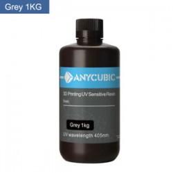 dlp Resina  anycubic grey 1 lt
