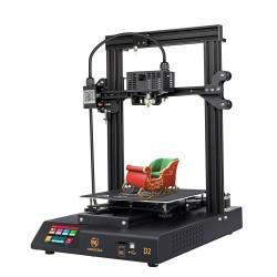 Stampante 3D MINGDA D2 - Area di Stampa 230 x 230 x 260 mm schermo touch NUOVA