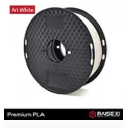 Filamento Premium PLA 1.75mm 1Kg Art White